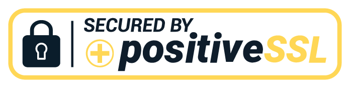 PositiveSSL Trust Seal Sample